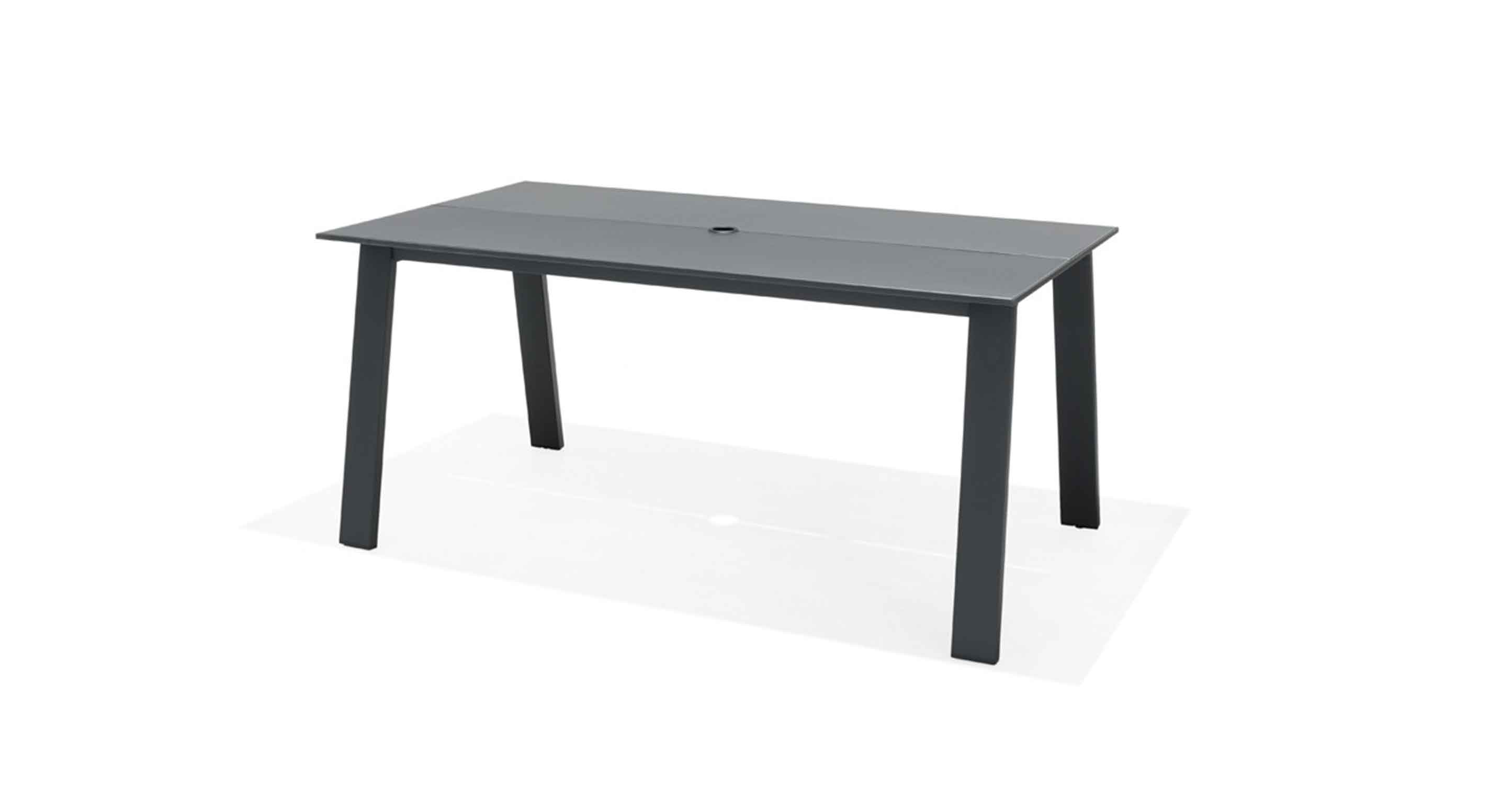 Telede rect. table
